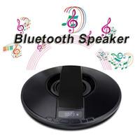 alarm clock button - Gift Multi function Bluetooth Portable Speaker Nizhi Sardine SDY HIFI Speakers Wireless Mic FM Alarm Clock USB TF Card Slot Music Player