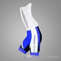 Wholesale Sobike Honor Cycling Bib Shorts Pants Bicycle Bike Bibs Chothes Cycle Wear Clothing Coolmax Padded Braces Tights Blue