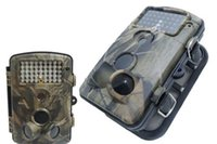 Wholesale 10 a MP mini trail camera NM infrared LED hunting camera