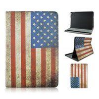 air china uk - For iPad Air2 Cases USA UK Flag Pattern Smart Stand Leather Case Flip Cover For Apple iPad Air For iPad6 DHL Freeshipping