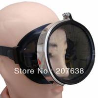 best scuba masks - Best Selling Diving Masks scuba diving equipment The dry goggles Horizontal mirror