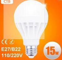 cheap light bulbs - Cheap Lightings Lamp Super Bright LED Bulbs B22 E27 Globe Light Bulb W W W W W V V CREE LED Energy Saving Light