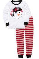 Cheap 20PCS Christmas Girl Dress Children Clothes Kids Clothing White Shirt Long Trousers Set Suit Outfits 40609965868 201410HL