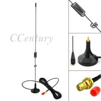 cb radio antenna - Nagoya UT UV SMA F UHF VHF Dual Band Magnetic Base Car Antenna for BAOFENG CB Radio UV R UV RE Plus BF S UV UV B5