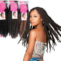 kanekalon hair - marley braid synthetic twist braid hair kanekalon fiber kinky braid quot longth afro twist braiding hair
