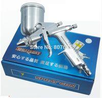 Cheap Air Spray Gun Dual Paint Spray Gun Kit Set Cake Decorating Paint Tool pneumatic tool 150cc