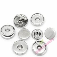 alloy sockets - snap button accessories sets set cap socket stud mm copper button setting for ginger snap leather bracelet
