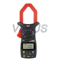 auto currencies - Digital Clamp meter Multimeter UT205 UT With Auto Range AC DC Voltage AC Currency Resistance Capacitance Frequency A