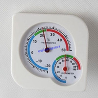 Wholesale Pet Reptile Crawler Creeper Mini Indoor Temperature Humidity Tester Analog Temperature Humidity Meter Thermometer Hygrometer Instruments
