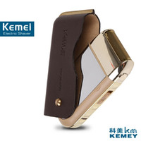Wholesale Kemei5700 Electric Rechargeable Reciprocate Man Shaver Triple Blade Electric Shaving Razors Face Care