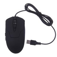 Wholesale Quality DPI Brand D Finger USB Wired Optical Mice Game Gaming Mouse Mice For Computer Laptop PC east