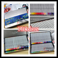 Wholesale 2014 New High Quality Color Marco Fine Art Drawing Oil Base Non toxic Pencils Set For Artist Sketch CP