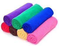 auto hand wash - 5PCS Microfiber Car Auto Clean Wash Polish Towel Cloth Colours