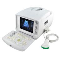 Wholesale Christmas Big Sale D Portable Digital Ultrasound Machine Scanner Convex Probe D Workstation CE For Doctors