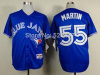 TORONTO BLUE JAYS JERSEYS - 2015 Toronto Blue Jays jersey Russell Martin Jersey Baseball Jersey Stitched Name Lettering