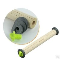 Wholesale High end multifunction rolling pin baking sticker with scale surface thickness can be adjustable cake tools