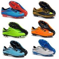 Wholesale Nike Hypervenom Phantom FG FIFA World Cup Soccer Cleats Shoes Cheap Hypervenom Football Boots Shoes