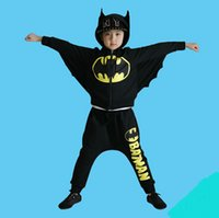Cheap Children Clothing Children Suit Boy Girls Korean Version Batman Christmas coat