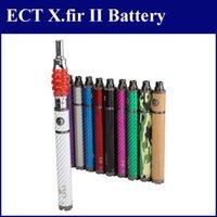 Cheap ECT X.fir II Ecig Battery Best Vision Spinner II 1600mAh Battery