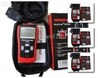 Wholesale key programmer Car read code OBD2 SCANNER GS500 vehicle detector for a variety of car