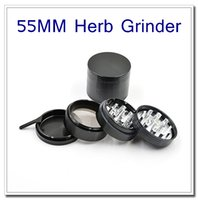 aluminum mail - New Herb Grinders Layers mm Aluminum Herb Grinders Machine Model Grinder Crusher China Post Air Mail Free