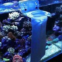aquarium sump - New Novelty Fish Aquarium Marine Sump Felt Pre Filter Sock Bag white micron Aquarium accessories DP872318