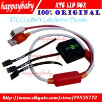 Wholesale The Newest Version Xtc Clip Xtc Clip Box with Y Cable with Flex Cable In