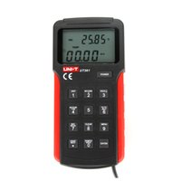 air flow measurement - LCD Backlight UNI T UT361 Air Flow Meter Data Hold Anemoscopes w Temperature Measurement Anemometer Digital Tachometer