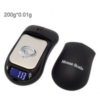 Wholesale Professional Mouse Digital Scale Safe with Stash Hide g x g Weight Pocket Scale with Mouse Shape black