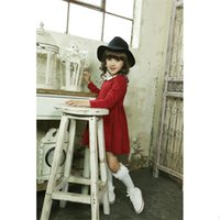 korean fashion clothing - Korean Fashion Baby Skirts Cloth Winter Clothes Winter Protection Kids Princess Dresses Clothes Children Clothing Hot Sale