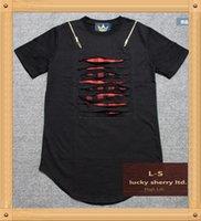 extra long t shirt - Golden gold zipper Extended LK T Shirts Oversized T Shirts Chris Brown Oversized T Shirts Extra Length T Shirts Oversized coco