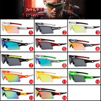 bicycles for cheap - Fastship Hot Sale Colors Fashion cheap Brand Designer Cycling Sport Sunglasses For Men Bicycle Eyewear