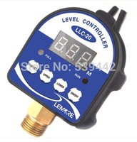 automatic water level controller - LLC Intelligent Water Level Controller automatic water control switch digital tower tank pump controller