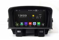chevrolet dvd gps navigation - Android Car DVD Player for Chevrolet Cruze with GPS Navigation Radio TV BT MP3 USB AUX DVR G WiFi Stereo Video
