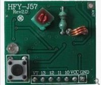 Wholesale 10pcs HFY J57 mm mm mm MHZ433MHZ Learning decoding receiver module