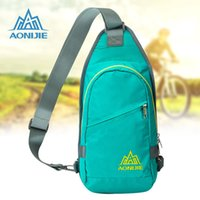 Wholesale Hot Fashionable Leisure Unisex Backpack Outdoor Cycling Sling Bag Lightweight Water resistant Chest Bag