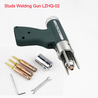 Wholesale Black Wolf Stud Welding Torch Only Gun head for Capacitor stud welding machines to Welding the studs