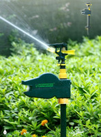 animal repeller spray - Solar Motion Activated Powerful Jet Spray Animal Repeller