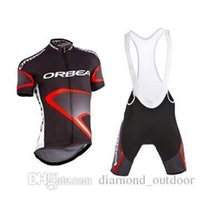Wholesale factory Factory ORBEA Cycling Jerseys Short Sleeve With Bib Pants ORBEA Bicycle Wear Cycling Clothing Bike Clothes S XL