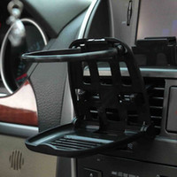 Wholesale Hypersonic Car Drink Holder Accessories Drinks Cup Beverage Gadgets Foldable Stand Plastic