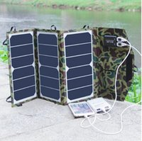 battery cells pack for laptop - Free shpping W V Folding Solar Battery Charger Dual USB Output Solar Charger Pack