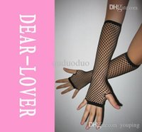 arm cost - Black Fishnet Arm Warmers LC7007 Cheaper price Cost Fast Delivery