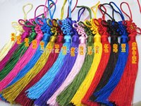 Wholesale Chinese Knot Tassels Pendant Fitting Car and Bag Diy Handmade Material