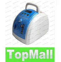 Wholesale PORTABLE LCD OXYGEN CONCENTRATOR GENERATOR HEALTH CARE ADJUSTABLE TIMING NEW LLFA132