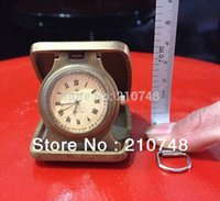 antique bronze sculpture - Style Clocks and box The old bronze sculpture magpie pattern of mechanical watches StyleClocks