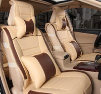 leather seat cover - Cheap new fall and winter seasons car seat upscale leather seat cover factory