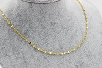 2.5mm chain - 2 mm mm width High quality classic round rolo links gold chain k Gold GP filled women girls chains Necklace cheapest