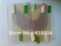 Wholesale DHL High Clear Screen Protector for Ipod Touch with cloth