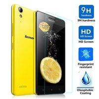 amazing lemons - Amazing D mm Anti Explosion Curve Edge Tempered Glass Screen Protector for Lenovo Lemon K3 Note quot K50 T5 A7000 Film