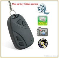 Cheap Mini spy car key Best hidden camera